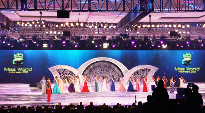 2013 Miss World Pageant