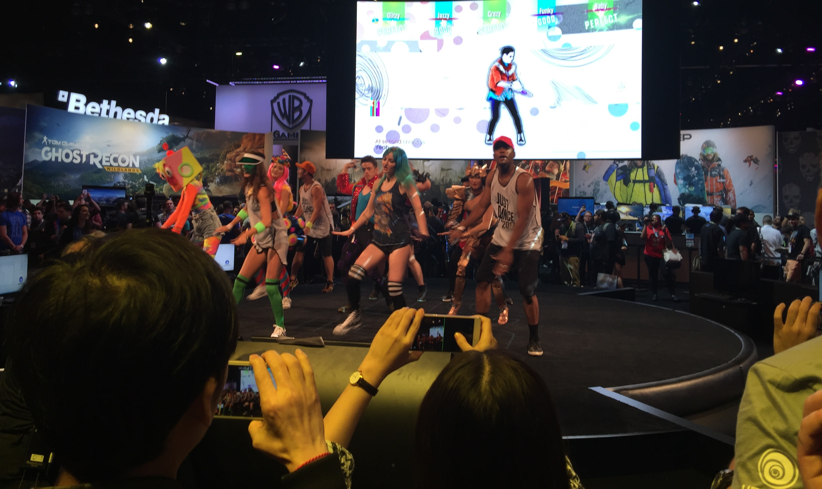 UpadIII2, Electronic Entertainment Expo, Los Angeles Convention Center,2016